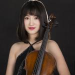 旅美青年中提琴演奏家——张丹